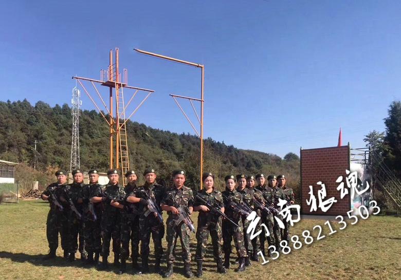 在学校军训基地训练的过程中出现意外要及时处理