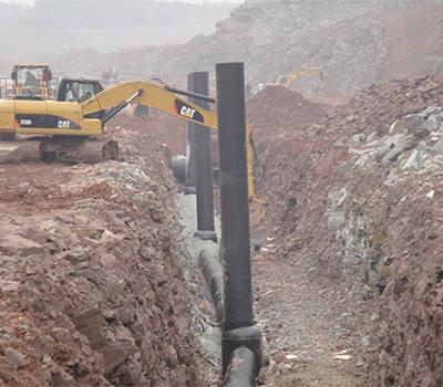 排污管检查井