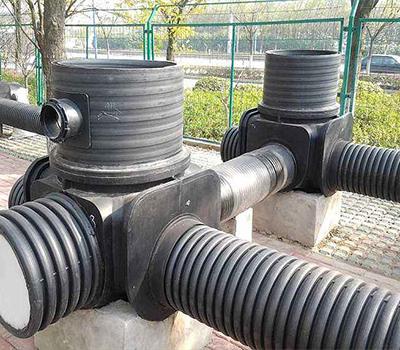 塑料污水檢查井