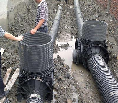成品排水检查井