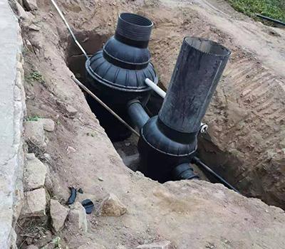 龙岩一体化提升泵站