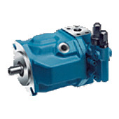 REXROTH力士乐A10VSO型18排量用于开式回路变量泵