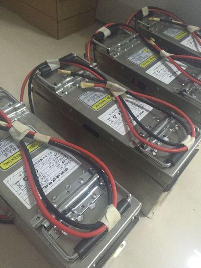 物流车动力锂电池