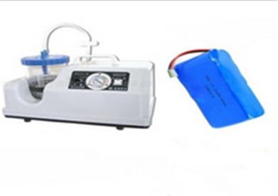 7.4V 6600mAh 医疗仪器锂电池
