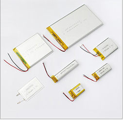 聚合物電池 651730 602040等