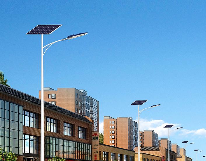 一体化太阳能路灯储能充电锂电池