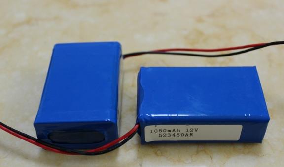 医疗监护仪专用电池