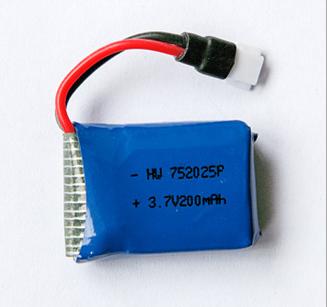 各式各樣的鋰離子電池