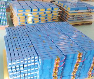 磷酸鐵鋰電池廠商