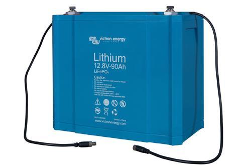 昆明锂电池的使用