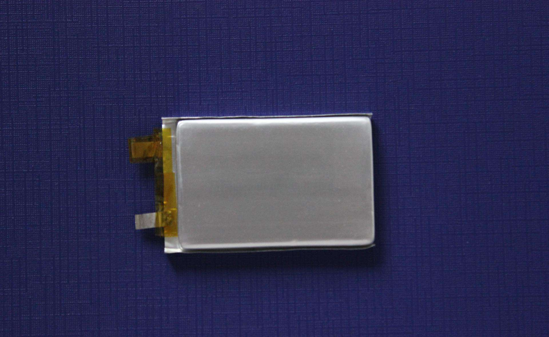 聚合物电池分类