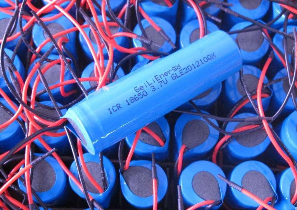 无磁医疗设备电池
