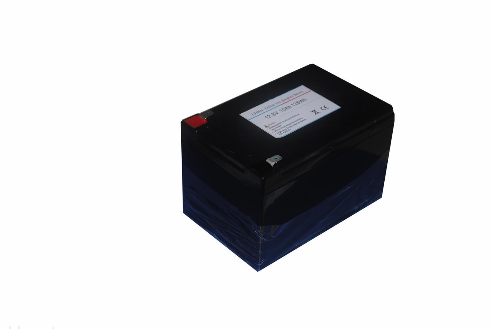 12.8V/10Ah  通訊設備鋰電池