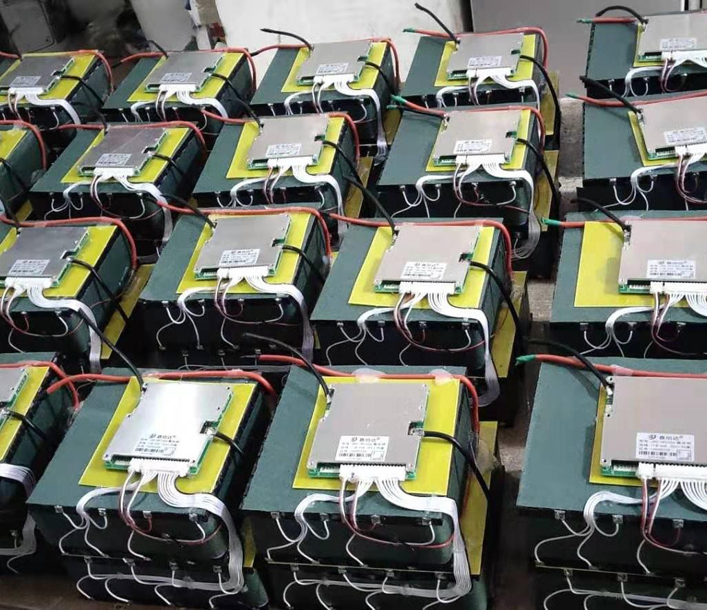 电动车动力锂电池