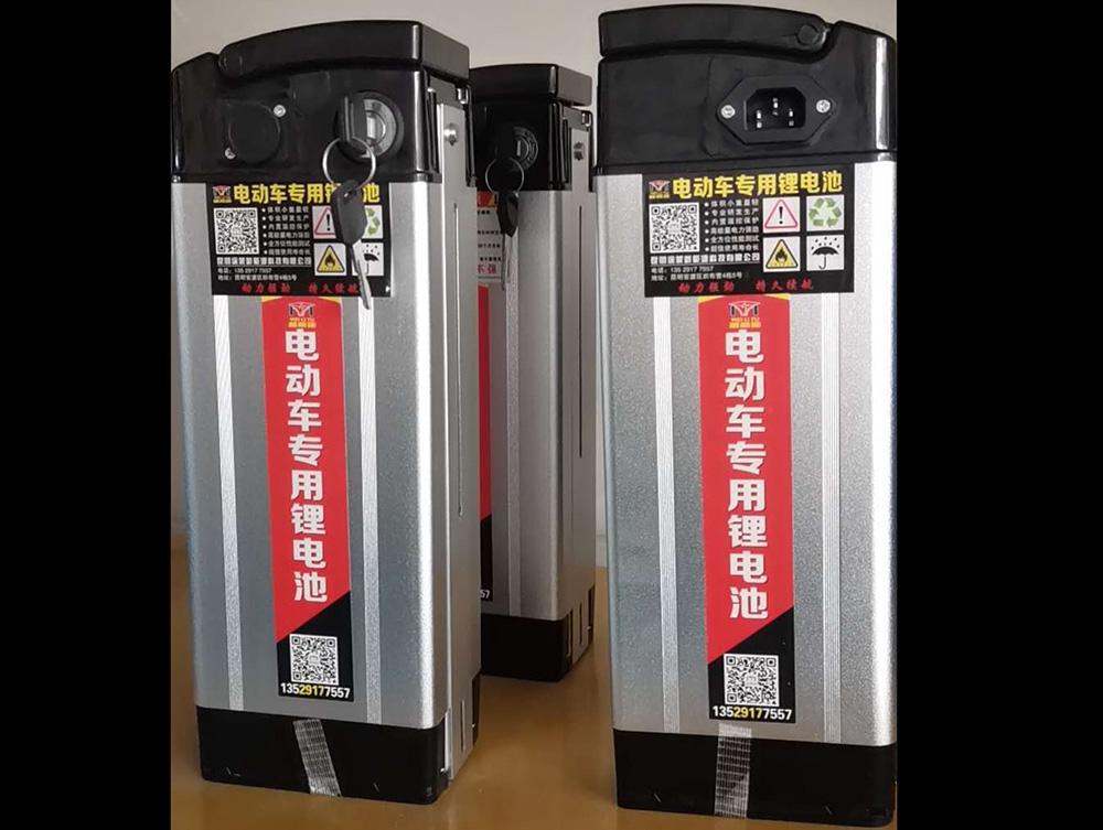 電動車鋰電池產品3
