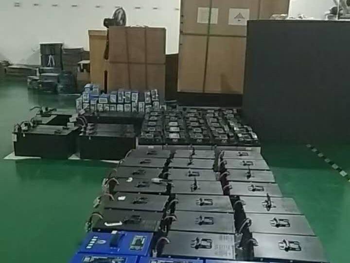 三輪車鋰電池