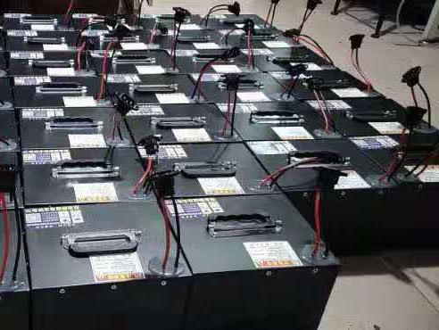 三輪車鋰電池5