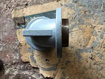 矿山喷砂机配件