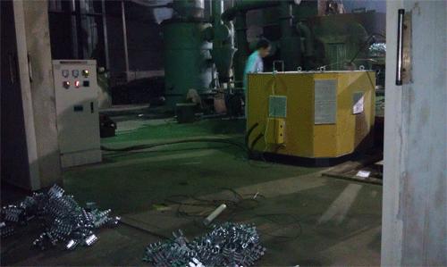 熔鋁爐的節能減排與清潔生產技術