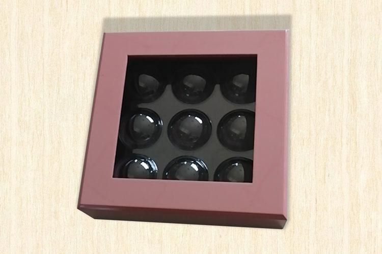 新款巧克力包裝盒