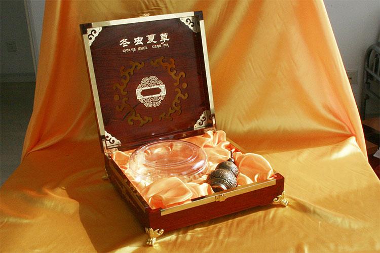 冬虫夏草包装盒2