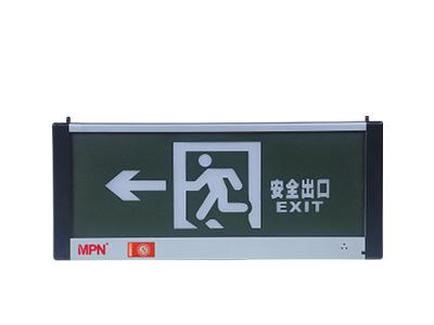 嵌墙式可自换面板图案标志灯