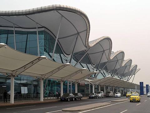 重庆江北机场防火涂料工程