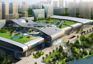 杭州国际博览中心防火涂料工程