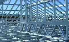沈阳防火涂料批发厂家分享厚型钢结构防火涂料的防火隔热原理?