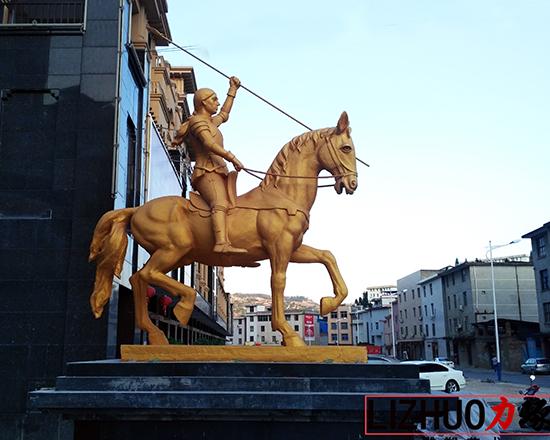 厦门城市玻璃钢雕塑