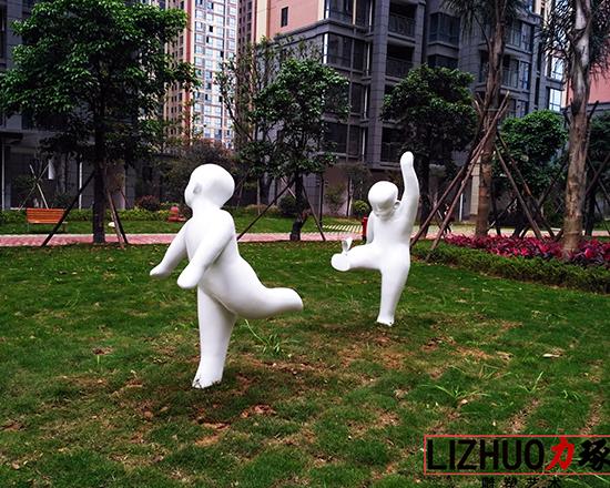 龙岩禹州城上城雕塑