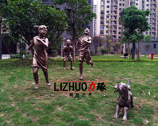 厦门人物雕塑
