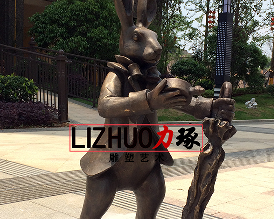 校园铸铜雕塑