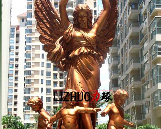 玻璃钢大型雕塑