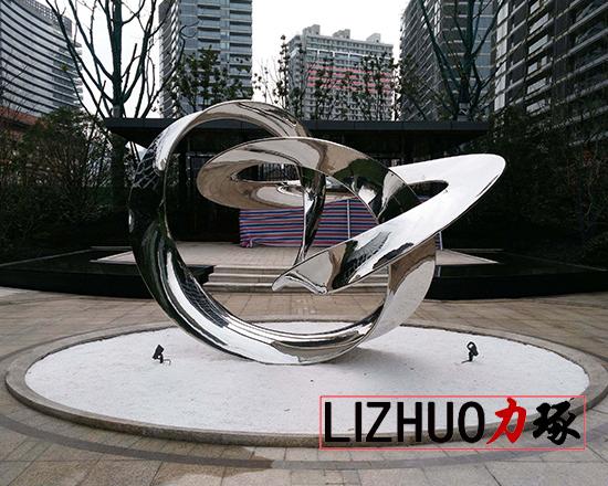 厦门城市不锈钢雕塑