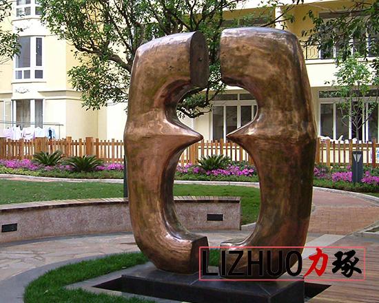 厦门地产园林景观雕塑