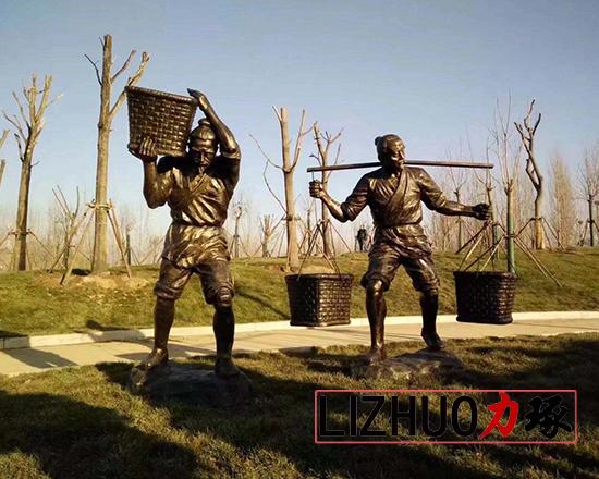 厦门铸铜雕塑