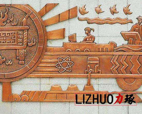 厦门浮雕文化墙