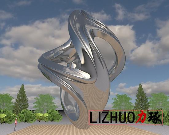 厦门城市地标雕塑