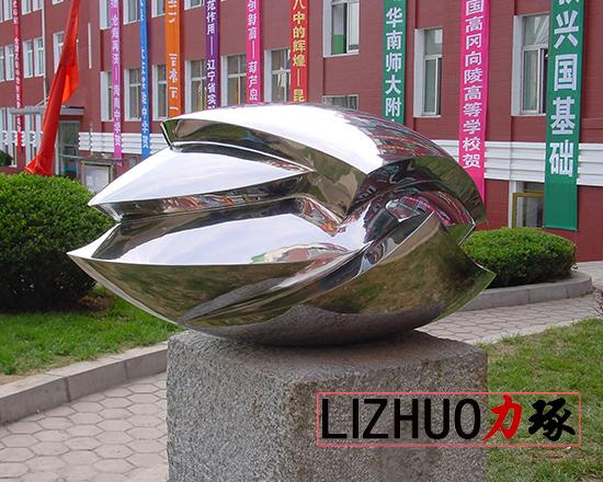 不锈钢大型雕塑