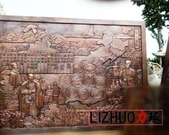 厦门浮雕墙