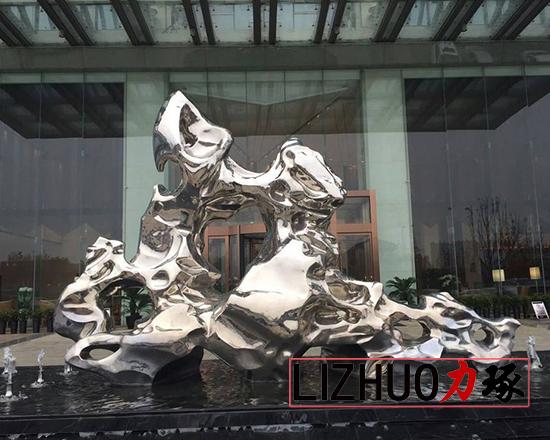 莆田不锈钢艺术雕塑