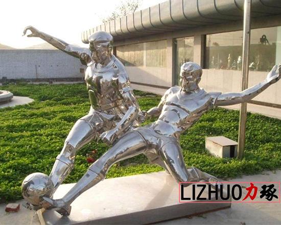 厦门不锈钢抽象雕塑制作