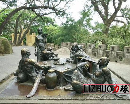 南平锻铜雕塑