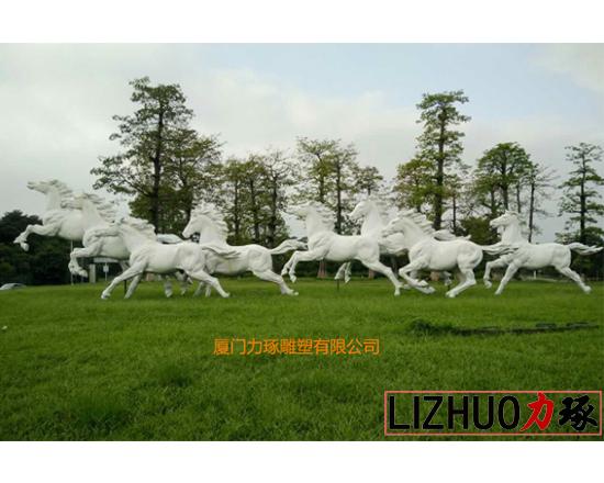 三明动物雕塑