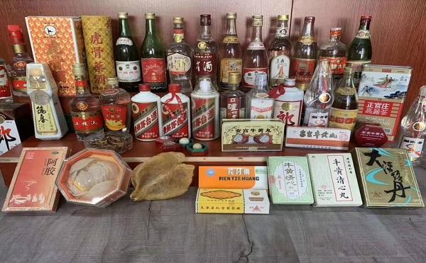 北京老药回收