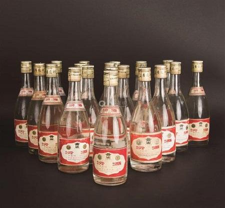 武清北京回收汾酒