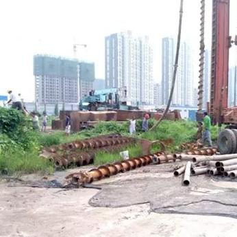 甯鄉打樁工程