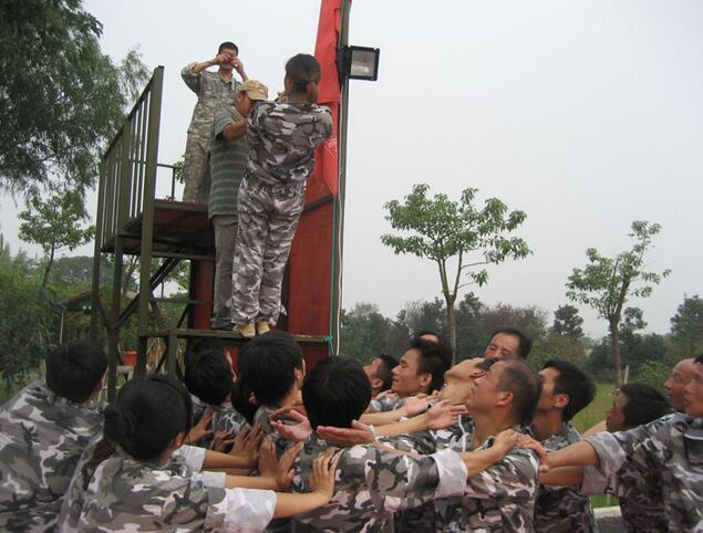 重庆户外拓展训练