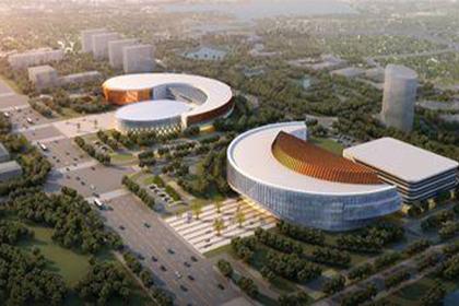 新疆博尔塔拉蒙古族自治州全民健身中心